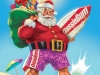 John Royle-retro-people-comics-cartoon-comic-book-Santa-on-beach-with-surfboard for-Aussiebum WEB.jpg