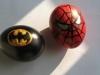 superman batman egg