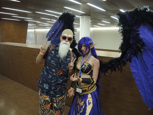 Geneva Gaming Convention cosplay (12)