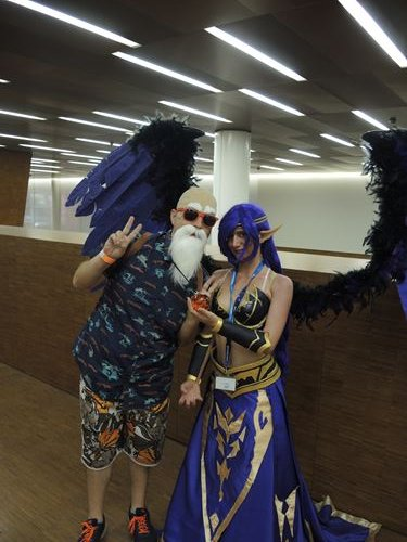 Geneva Gaming Convention cosplay (13)