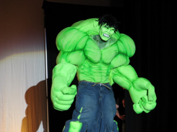 The Hulk Cosplay - Wallpaper Gallery
