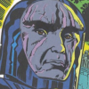 Darkseid of the moon .