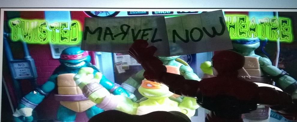 Twisted Marvel Now Theatre épisode un :