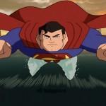 Superman contre l'élite (Critique du long métrage qui est relativement récent puisqu'il date de 2012 et...Quoi 2015 ? Ah ouais, alors ils sont ou dans ce cas les hoverboards, hein Monsieur le gros malin ?! Non, mon cul n'est pas un hangar !
