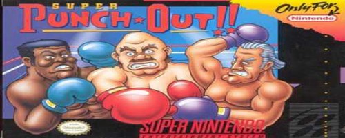 punch out-boxe- couvertures-head